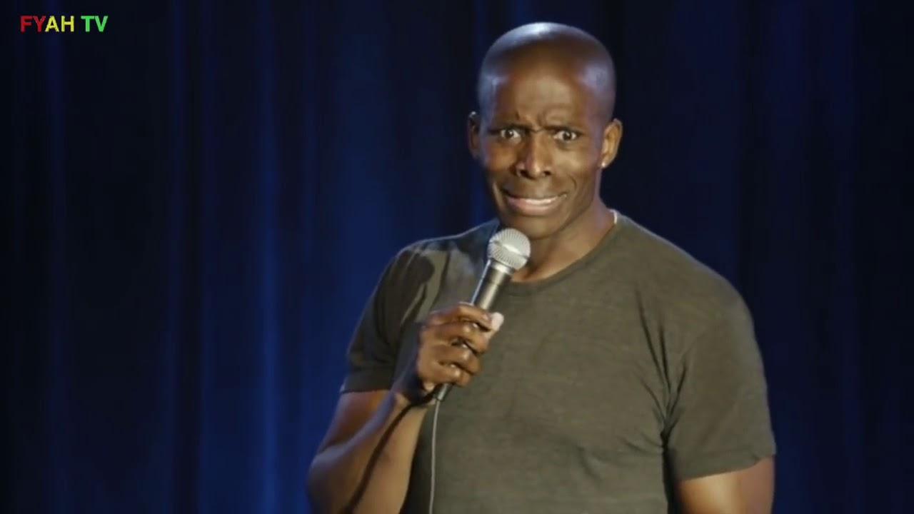 """Download Godfrey's """"Regular Black"""" One Hour Showtime Comedy Special"""