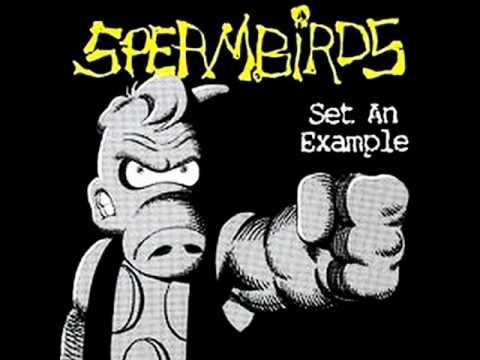 Spermbirds - Knifethrower