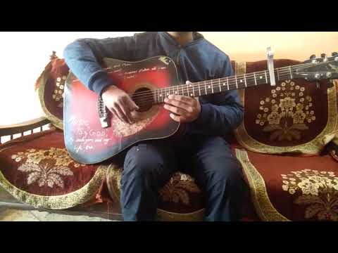 """Gajab Ka Hai Din"" Song of ""Dil Junglee""/Easy Guitar Chords/Tutorial/Guitar Cover/Jubin Nautiyal"