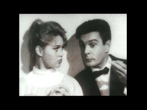 Brigitte Bardot & Louis Jourdan - Her Bridal Night Bedroom Scene