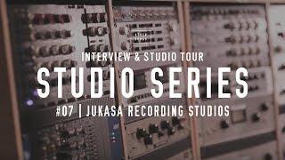 Studio Tours: Jukasa Recording Studios - (How to build a home studio in 2019)