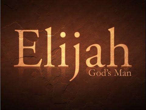 elijah flees from jezebel youtube