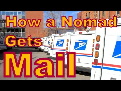 How To Get Mail On The Road: Mail Forwarding