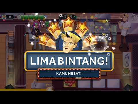 Ramsay dash : easy gold, 20 gold minimum every day (Indonesian with English subtitle)