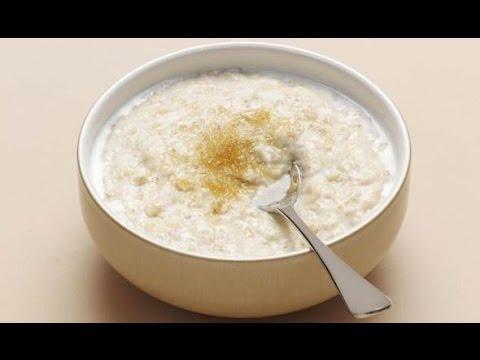 How to make delicious Oat porridge