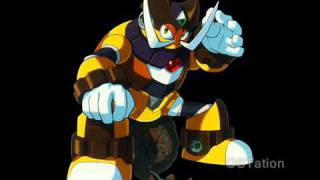 Mega Man X6 OST  T12  Ground Scaravich Stage Central Museum