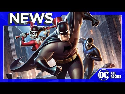 BATMAN AND HARLEY QUINN: New Exclusive Clip! & More News