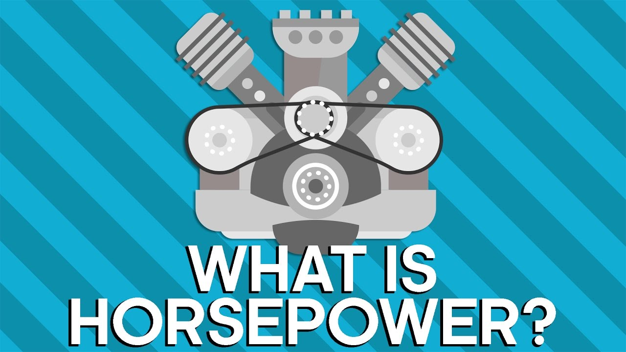 What Is Horsepower?   Earth Lab