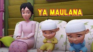 Download YA MAULANA - SABYAN cover AISHWA NAHLA versi UPIN IPIN 🎶 lagu anak islami terbaru