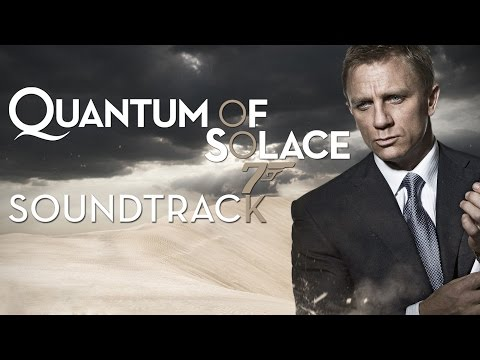 James Bond: Quantum of Solace Soundtrack