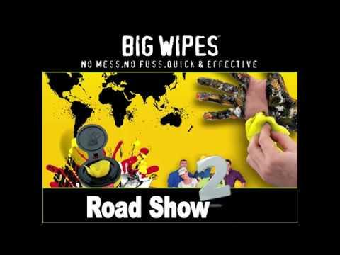 BigWipes Roadshow 2 - Greece Events 2016
