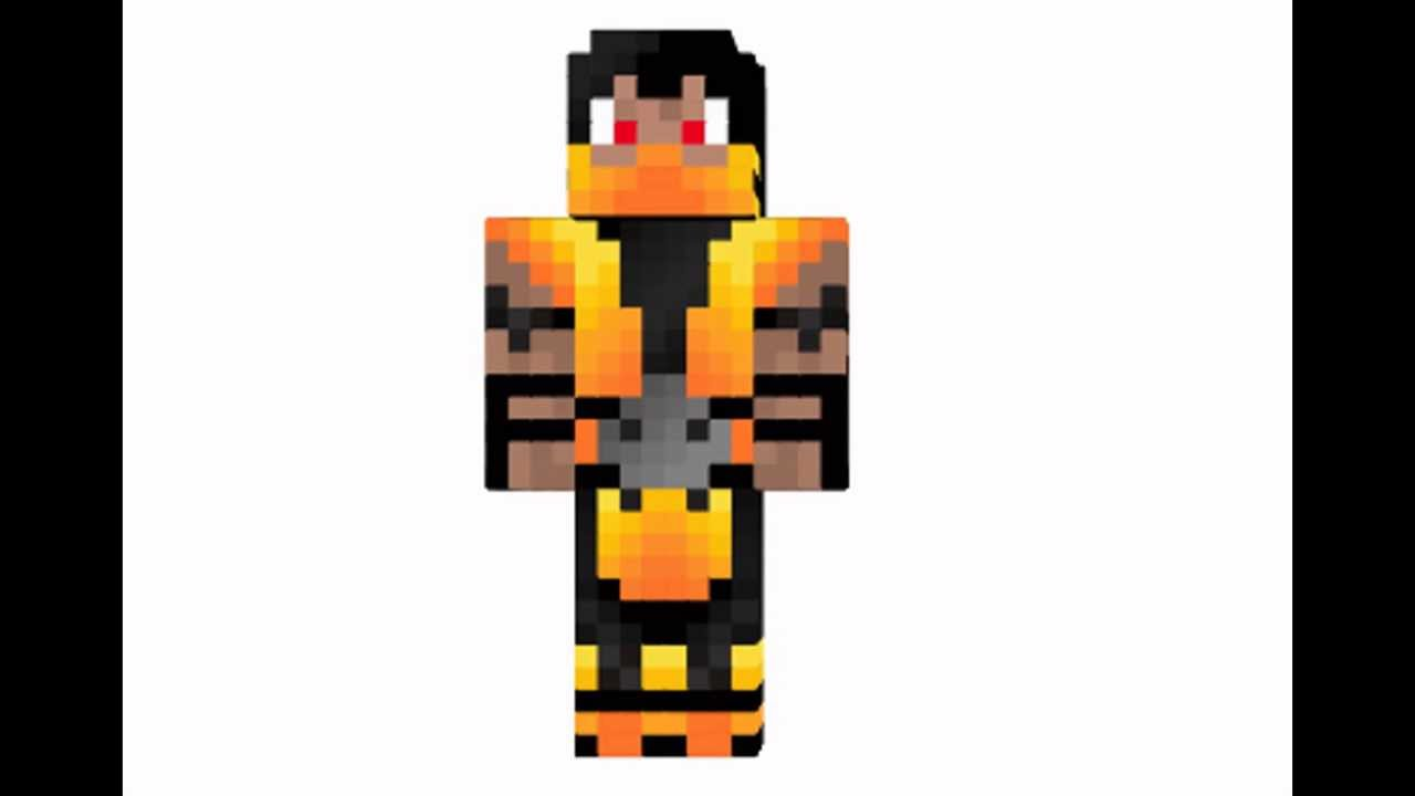 Copy of awesome minecraft skins - YouTube