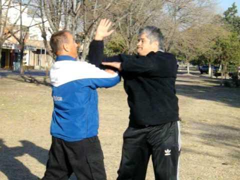 Wing Chun Jip Sao 詠春拳 (咏春接手) 3