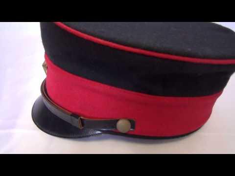 Japanese Military Officer's Cap