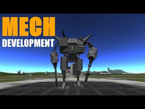 KSP: Mech Development