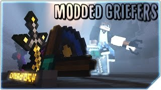 Minecraft Song ♪ 'Modded Griefers' Animation Music Video (Re-upload)