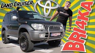 Toyota Land Cruiser | J90| Test and Review| Bri4ka.com