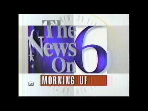 KOTV Tulsa: The News On 6 Morning Update Opening, Circa 1998