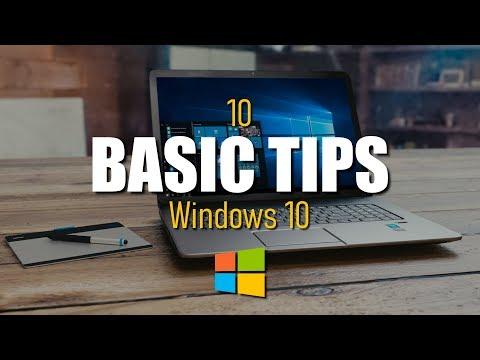 Windows 10 Tips & Tricks (You Wish You Knew Earlier!)
