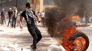 «День гнева» на Западном берегу