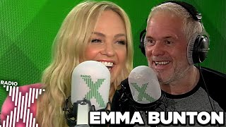 Emma Bunton on how she ended up in the Spice Girls and new music?!   The Chris Moyles Show   Radio X