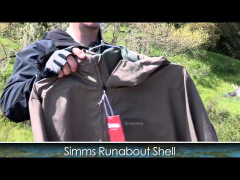 Simms Apparel With West Coast Rep. John Sherman - Tackle Warehouse VLOG #146