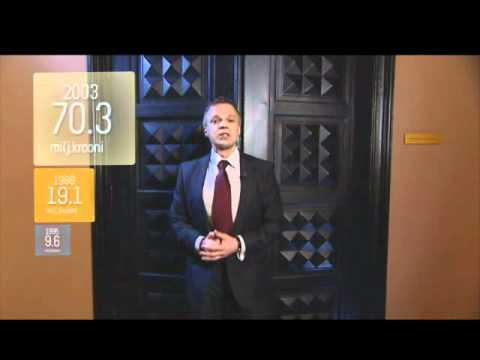 Riigikogu valimised 2011. Graafika. Kampaaniakulud võrdluses riigieelarvega