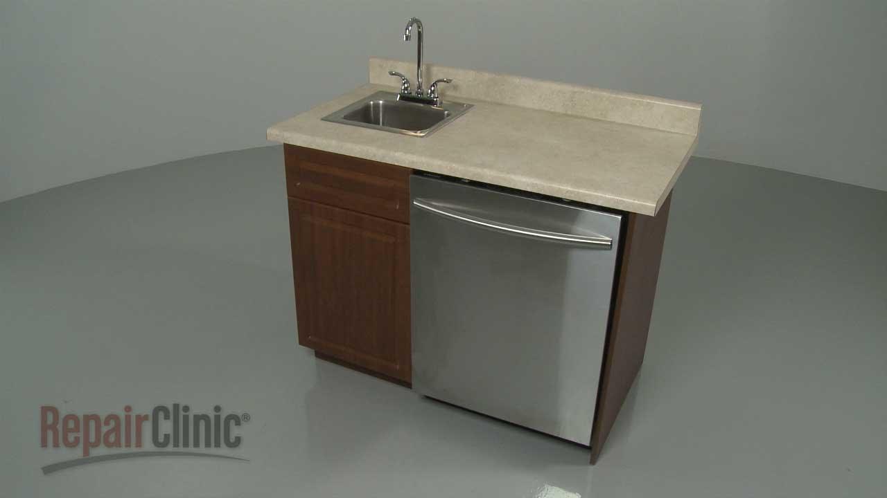 Samsung Dishwasher Disassembly Dishwasher Repair Help YouTube