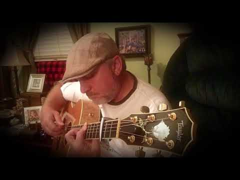 The Song Remembers When - Trisha Yearwood - Fingerstyle Guitar Cover