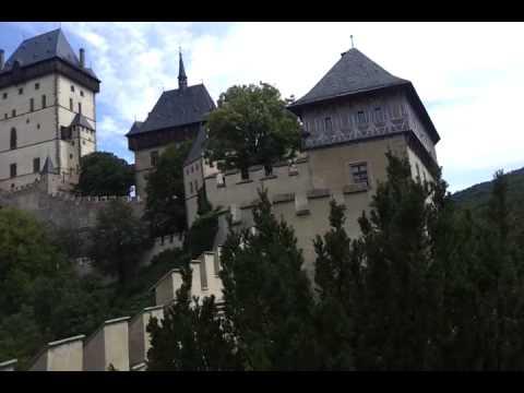 фото замок карлштейн