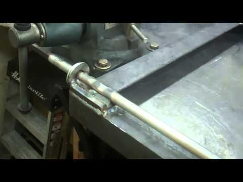 Building a Cut Off Saw Stand (Chop Saw)