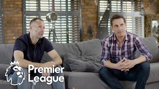 Ryan Giggs: Gary Neville's Soccerbox | Premier League | NBC Sports