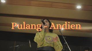 Andien - Pulang (band cover)