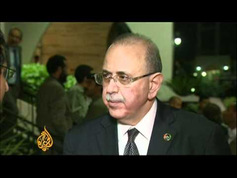 Libya elects new interim prime minister