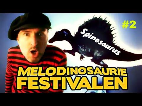 MELODINOSAURIEFESTIVALEN #2 - Spinosaurus