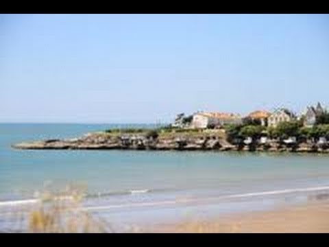 France Royan Atlantic Ocean Beach / Франция Руайан  Атлантический Океан Пляж