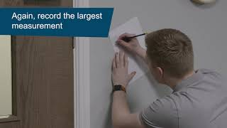 Jeld Wen UK - H๐w to Measure a Door