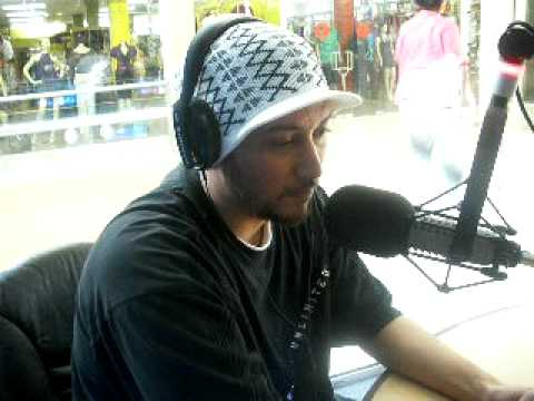Chromatics live on MIX 96.9 fm (Barbados) Part 2
