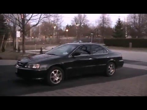 1999 Acura 32 TL Startup Engine In Depth Tour