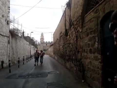 Армянский квартал Иерусалима.mp4