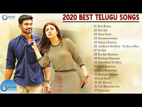 2020 Best Telugu Songs Playlist  Latest Telugu Hit Songs  2020 Special Jukebox