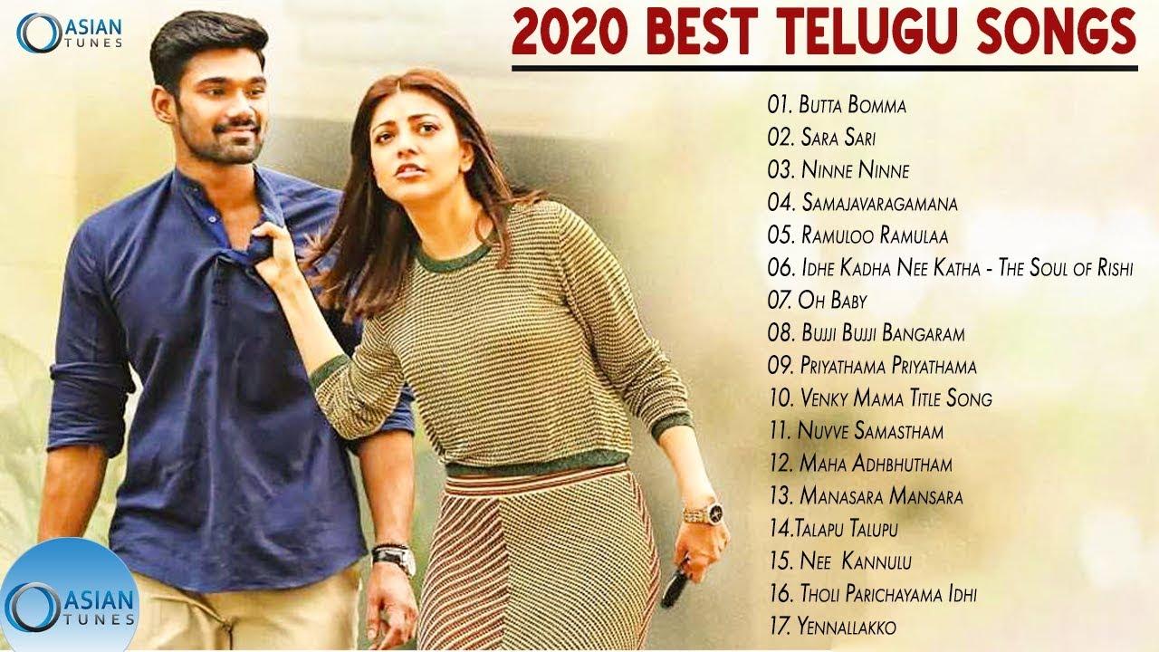 2020 Best Telugu Songs Playlist Latest Telugu Hit Songs 2020 Special Jukebox Youtube