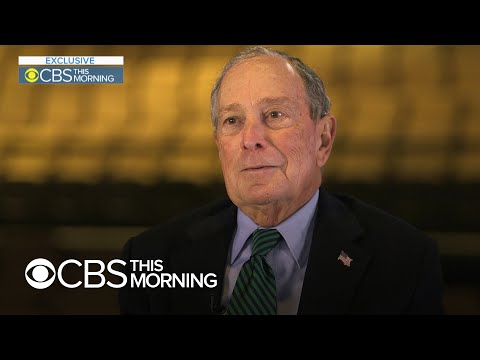 Whoa: Bloomberg Claps Back at His News Employees Not Being Allowed to Investigate Him or Other Dems