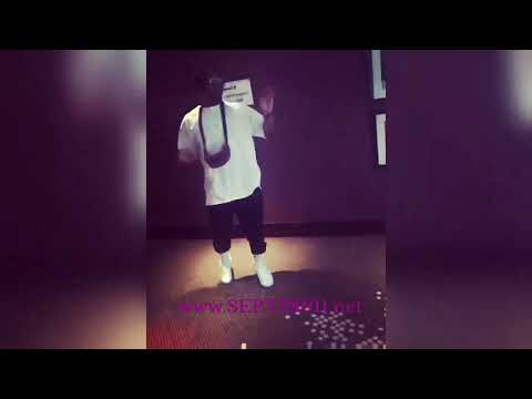 Olamide Dancing To New Song, Ege (Dribble)