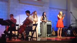 Yahweh by The Brilliance performed by Audrey Ray Turner, Audrey Fankhanel, Rhea Cunanan & Friends