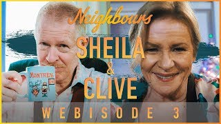 Sheila & Clive - A Long Distance Love Story | Webisode Three - French In Montreal