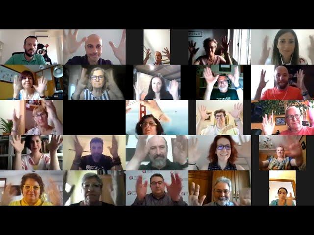 Agradecimiento al movimiento asociativo Salud Mental España