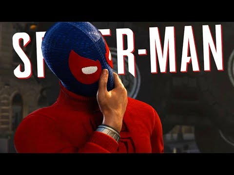 MR NEGATIVE BOSS FIGHT!! | Spider-Man PS4 - Part 9