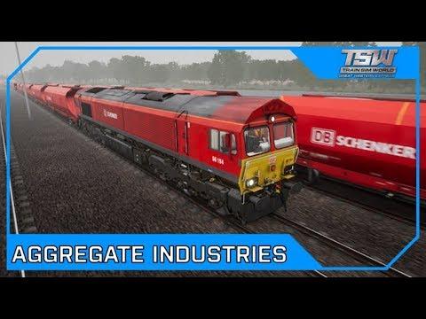Drawyah plays Train Sim World - Aggregate Industries|Episode 4