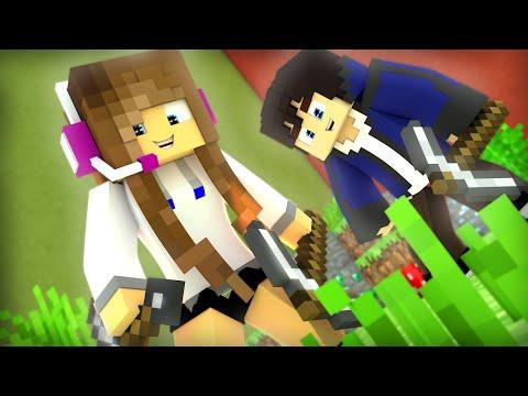 Minecraft: CRAZY WALLS - A DUPLA INFALÍVEL!